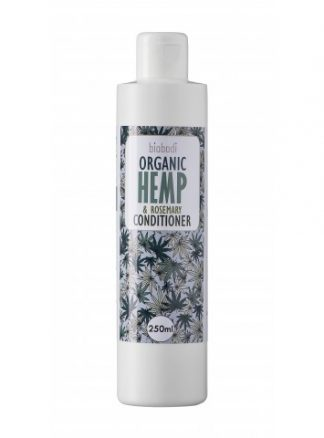 Biobodi Organic Hemp Conditioner with Rosemary