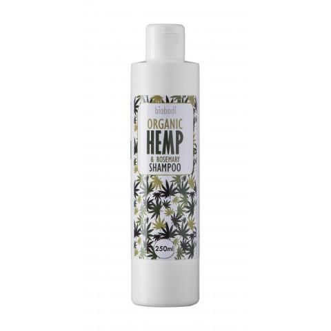 Biobodi Organic Hemp & Rosemary shampoo
