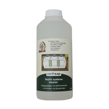 Earthsap Septic System Cleaner