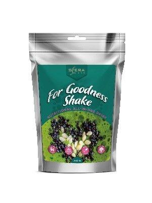 For Goodness Shake