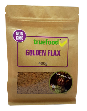 True Food Golden Flax 400g