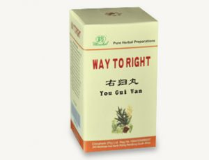 China Herb Way To Right