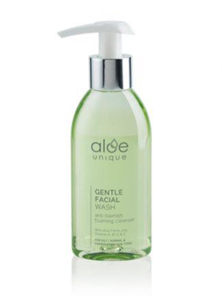 Aloe Unique Gentle Facial Wash