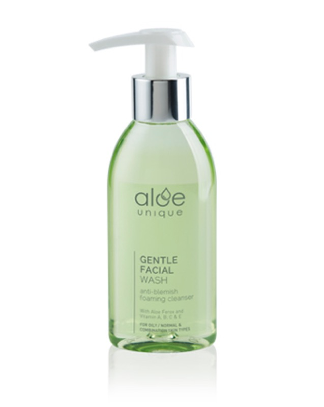 Aloe Unique Gentle Facial Wash