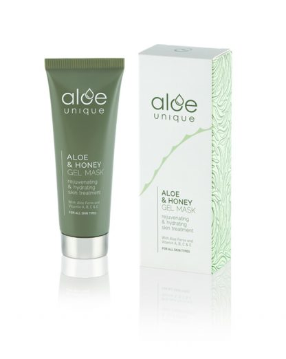 Aloe Unique Aloe & Honey Gel Mask