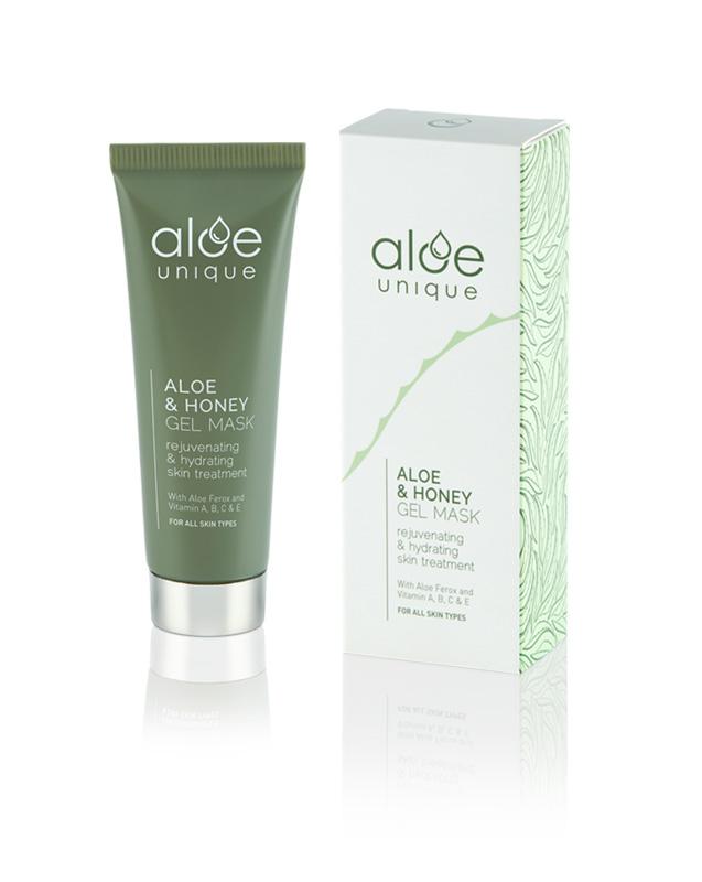 Aloe Unique Aloe & Honey Gel Mask
