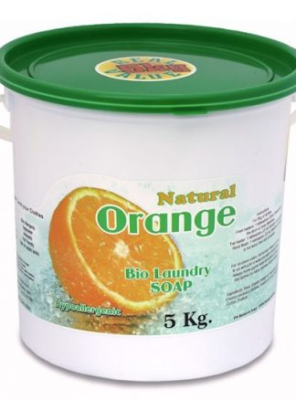 Natural Orange Bio Laundry