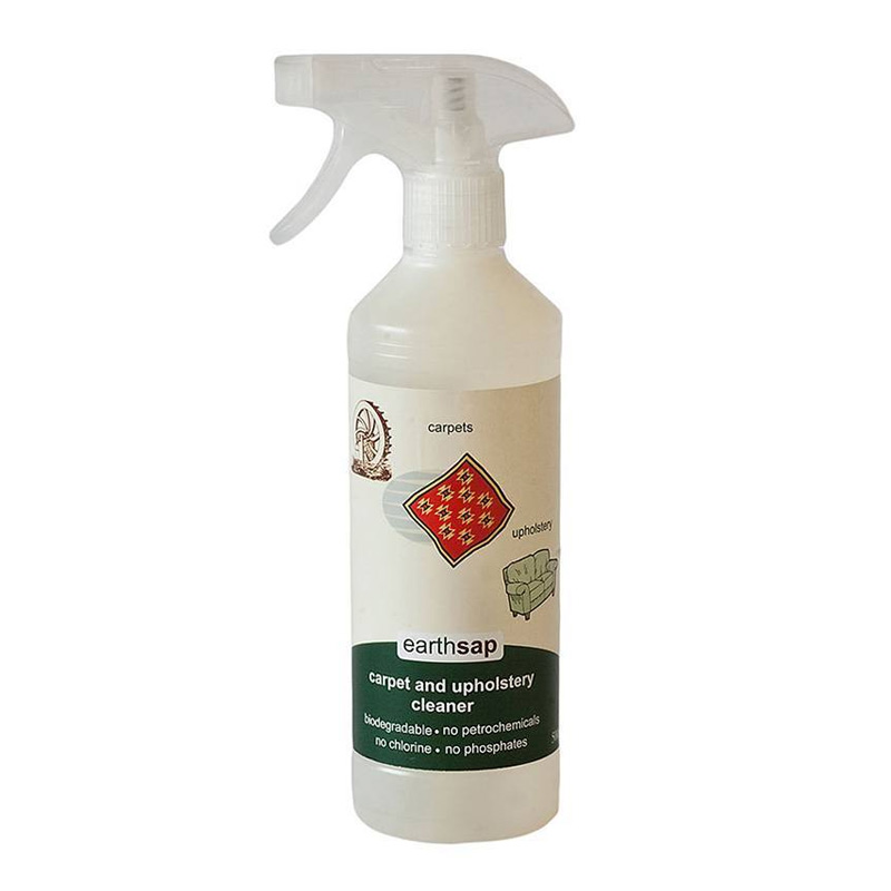 Earth Sap Carpet and Upholstery Cleaner