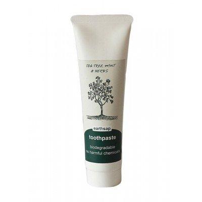 Earth Sap Toothpaste Tea Tree and Herbs