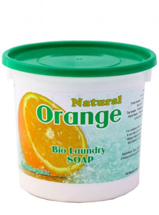 Natural Orange Bio Laundry Soap 1kg