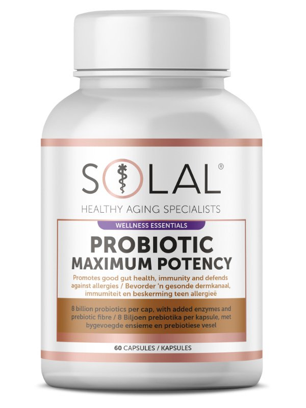 Solal Probiotic Maximum Potency