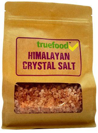 True Food Himalayan Salt 400g