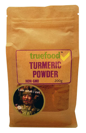 True Food Turmeric Powder 200g