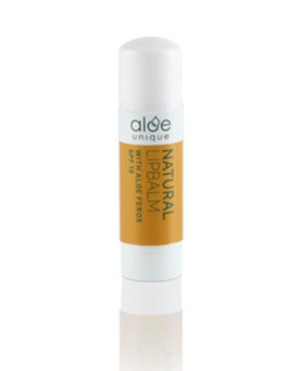 Aloe Unique Lip Balm Natural