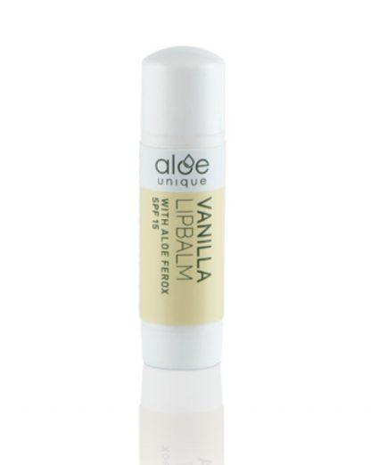 Aloe Unique Lip Balm Vanilla