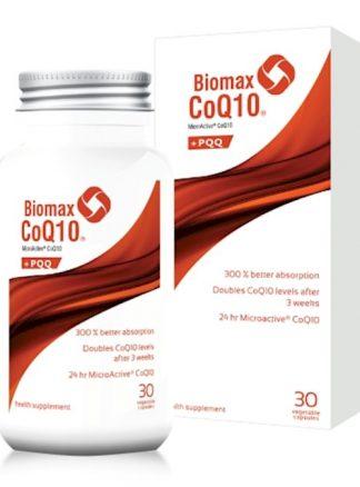 BioMax CoQ10 + PQQ