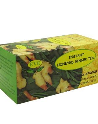 Eve Instant Honeyed Ginger Tea Extra Strength 20
