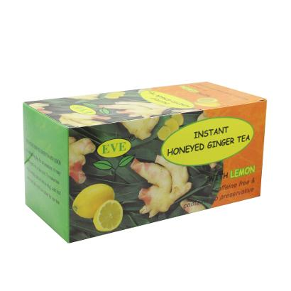 Eve Instant Honeyed Ginger Tea With Lemon 20 sachets