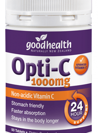 Good Health Opti C 1000mg 100 tabs