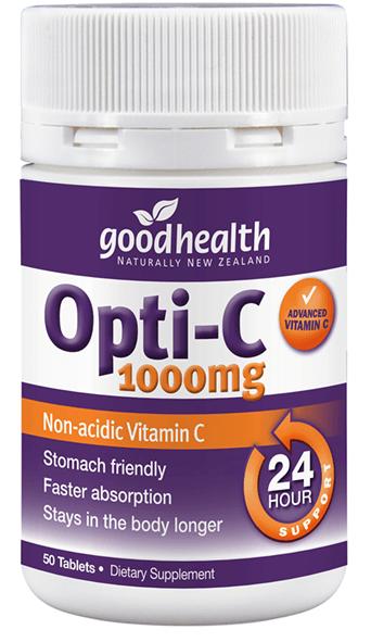 Good Health Opti C 1000mg 100 tabs