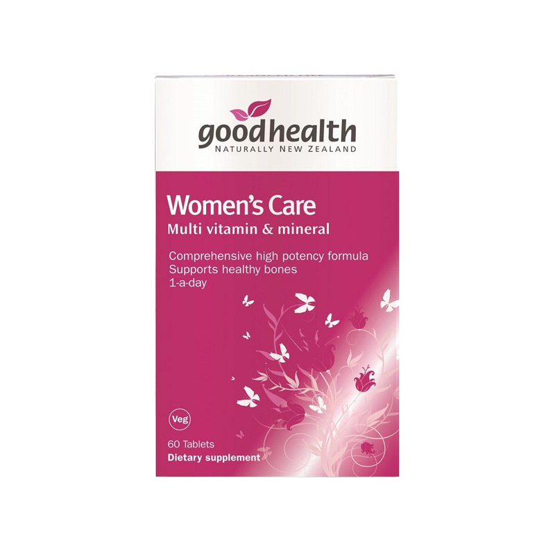 Good Health Womens Care 60 tablets