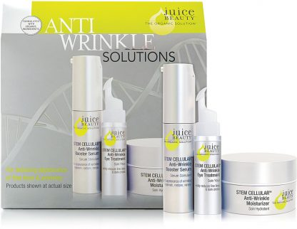 Juice Beauty Anti-Wrinkle Solutions Kit