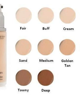 Juice Beauty PHYTO-PIGMENTS Flawless Serum Foundation 20 Golden Tan