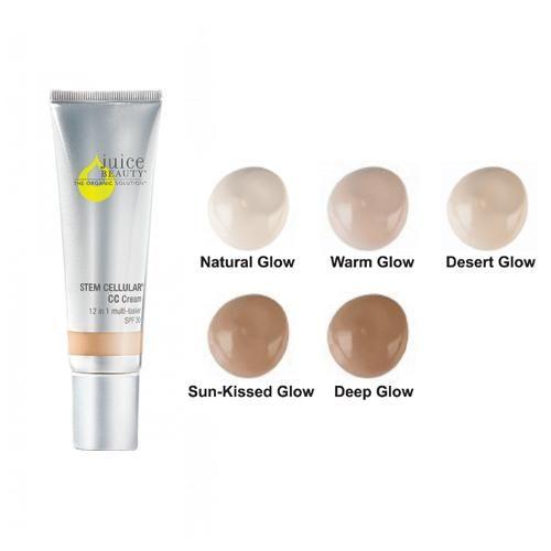 Juice Beauty STEM CELLULAR CC Cream Warm Glow