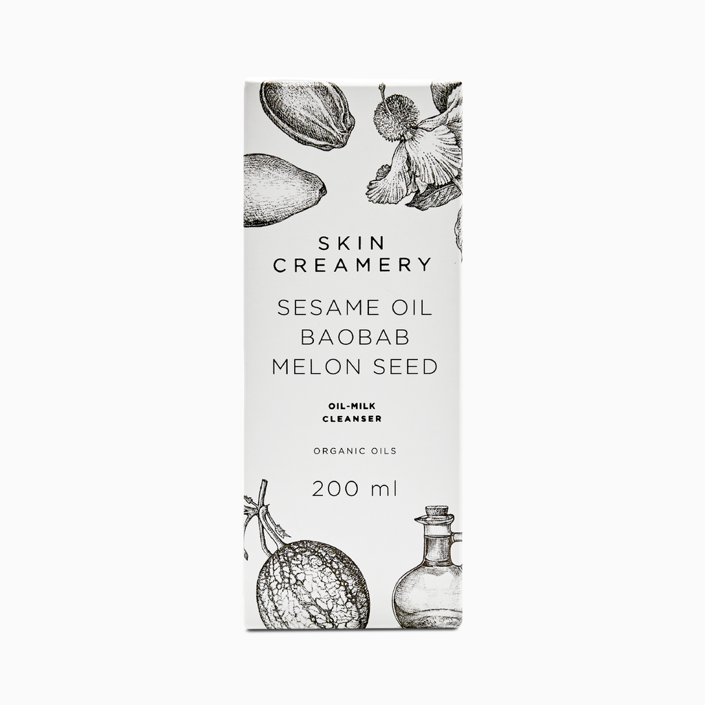 Skin Creamery Oil Milk Facial Cleanser