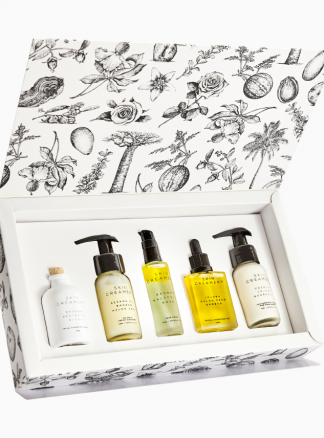 Skin Creamery Travel Box Set