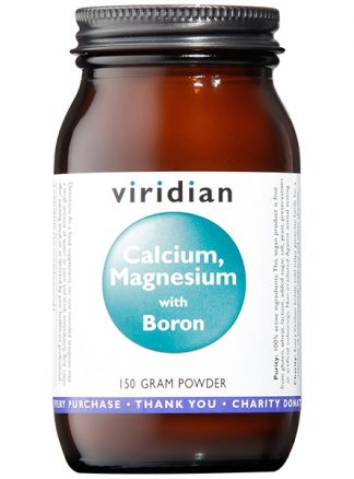 Viridian Calcium Magnesium with Boron Powder 150g