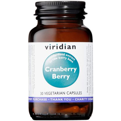 Viridian Cranberry Berry 30 caps
