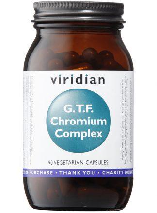 Viridian G.T.F. Chromium Complex 90 caps