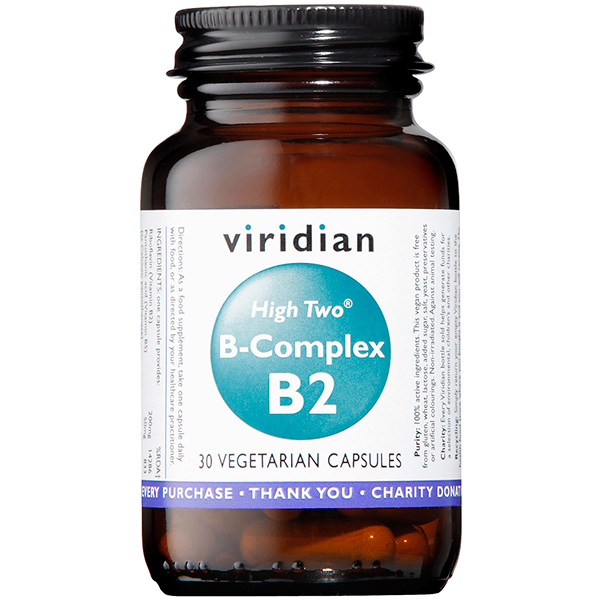 Viridian High TWO® B2 with B Complex