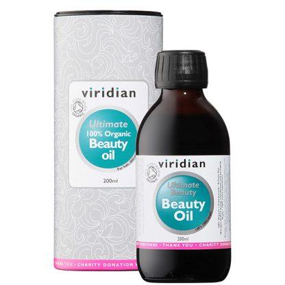 Viridian Organic Ultimate Beauty Oil