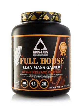 Aces Labs Full House Lean Mass Gainer
