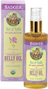Badger Pregnant Belly Oil