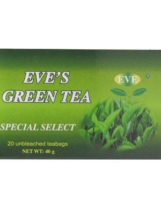 Eves Green Tea