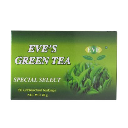 Eves Green Tea