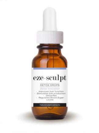 Eze Sculpt Detox Drops 30ml