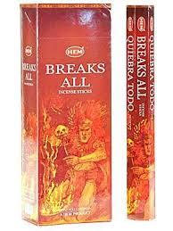 HEM Breaks All Incense Box