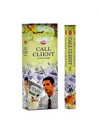 HEM Call Client Incense Box
