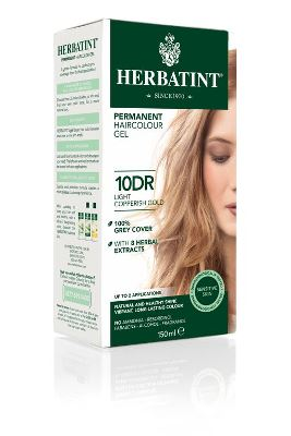 Herbatint Hair Colour - 10DR Light Copperish Gold