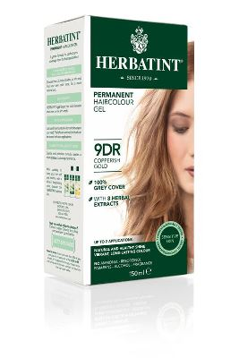 Herbatint Hair Colour - 9DR Copperish Gold