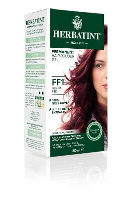 Herbatint Hair Colour - FF1 Henna Red