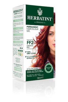 Herbatint Hair Colour - FF2 Crimson Red