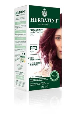 Herbatint Hair Colour - FF3 Plum