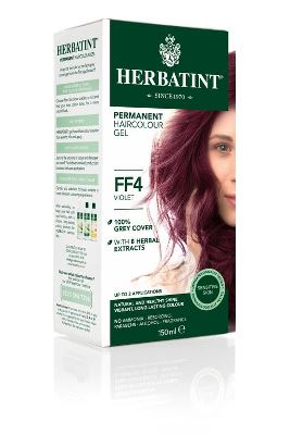 Herbatint Hair Colour - FF4 Violet