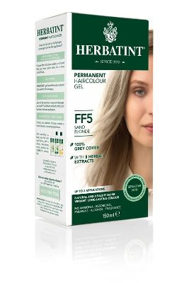 Herbatint Hair Colour - FF5 Sand Blonde