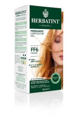 Herbatint Hair Colour - FF6 Orange